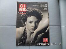 CINE REVUE N°21 26/5/1950 MICHELINE PRESLE R.YOUNG C.BOYER F.PERIER H.BOGART H49