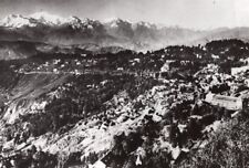India Darjeeling Himalaya Mountains Panorama Old Trampus Photo 1930