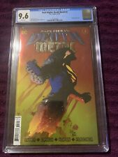DC Comics Dark Nights Death Metal #3 Foil Cover CGC 9.6