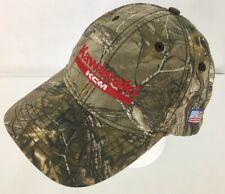 Kawasaki KCM  Camo Baseball Hat Camouflage One Size Cap  Strapback