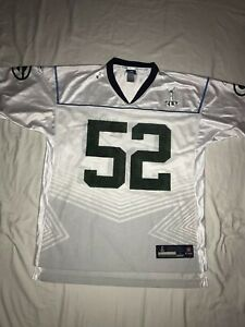 CLAY MATTHEWS #52 Green Bay PACKERS Super Bowl XLV Sewn NFL Sz L Onfield Jersey