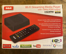 RCA Wi-Fi Streaming Media Player with 1080p HDMI Output