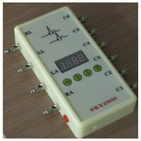 SKX-2000C ECG Signal Simulator LED Display ECG Signal Generator 10-200bpm XR-