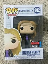 Funko Pop! Britta Perry Community #902 Exclusive Fall Convention NYCC