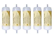 5pc Bidet Water Filter Replacement Set Fitting Type 15mm 1/4""