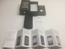 Apple iPhone 3G S 32GB AT&T  EMPTY Phone Box + Brand Apple Fast Shipping