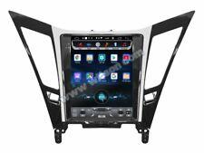 "Autoradio 10"" Android 9.0 HYUNDAI SONATA Navigatore Gps Wifi Usb Bluetooth Dsp"