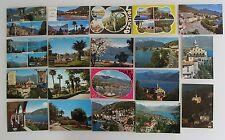 Postkarten Sammlung Schweiz 19x LOCARNO Lago Maggiore Ansichtskarten ungebraucht