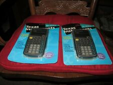 2 Texas Instruments Ti-30Xa Scientific Calculators New in Box