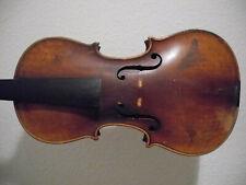"""fine violin, possibly italian, label """"L. Azzola1921"""""""