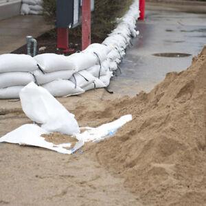 Sandsack Sandsäcke Flutschutzsäcke Hochwassersäcke PP 40 x 60cm für 15kg