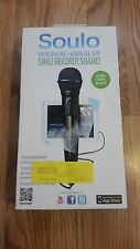 SOULO MICROPHONE+KARAOKE APP WITH EXTERNAL SPEAKER MODEL: AM70