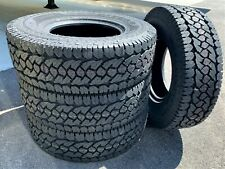 4 Goodyear Wrangler Adventure LT 31X10.50R15 R/T- A/T Rugged/All Terrain Tires