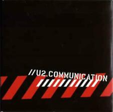 U2: U2 Communication 2-Disc Set PROMO w/ Artwork MUSIC AUDIO CD Limited Live