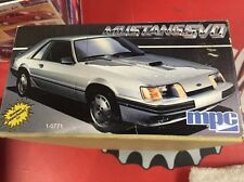 RARE 84 SVO MUSTANG KIT ONLY ONE EVER MADE LIKE THIS  VINTAGE