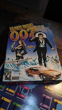 James Bond 007, rare jeu de plateau edition Descartes