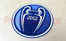 UEFA Champions League Winner 2011-2012 Chelsea Soccer Patch / Badge