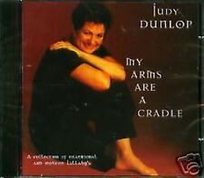 Judy Dunlop My Arms Are A Cradle CD NEW SEALED Folk