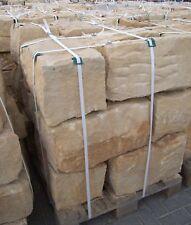 Sandstein Mauerstein Trockenmauer 50 x 25 x 25 cm