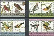 Timbres Oiseaux Nevis 291/8 ** lot 28373