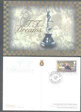Isle of Man 1998 TT card-Motorcycles-Motorbikes-Official postcard-FDI