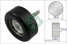 INA V-Ribbed Belt Deflection Guide Pulley 532 0651 10 532065110 - 5 YR WARRANTY