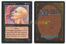 MTG MAGIC Vampiro di Sengir - Sengir Vampire - 1ª Ed. Ita Revised FBB 1994 MINT