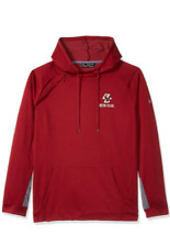 Boston College Eagles Men's Under Armour CGI Fleece Hooded Sweatshirt, 2XL, NWT