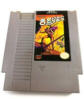 8 EYES Original NINTENDO NES GAME Tested WORKING Authentic!
