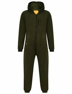 Navitas New Style Fleece Rompa Green One Piece Suit *All Sizes* NEW Carp Fishing