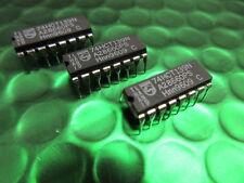 Decodificador de línea 74HCT139N Dual 2-to-4/demultiplexor 16 Pin DIL Philips * 3 por venta *