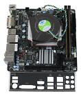 Gigabyte GA-H97N Mini ITX Motherboard Intel Core i7-4790s CPU   8GB RAM