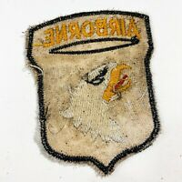 Original Rare Worn Vietnam 101st Airborne Theater Patch War Relic