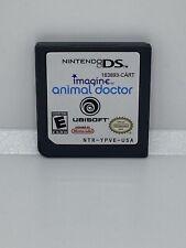 Imagine: Animal Doctor (Nintendo DS, 2007) Video Game Cartridge