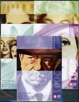 Bund Wohlfahrts Markenheftchen 2001 mit MiNr. 2218-22 postfrisch MNH (GF12753