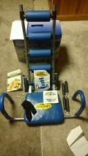 Ab Rocket Home Gym Workout Abdominal Trainer Core Strengthening Blue
