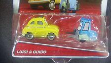 DISNEY PIXAR CARS LUIGI & GUIDO RADIATOR SPRINGS 2016 SAVE 5% WORLDWIDE FAST