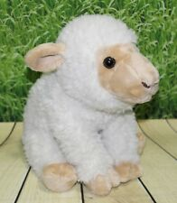"Wild Republic SHEEP 12"" Plush Cuddlekins Sitting Lamb Stuffed Animal Toy NEW"