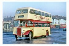 pt7994 - Advance Bus at Waterdale , Doncaster , Yorkshire - photograph 6x4