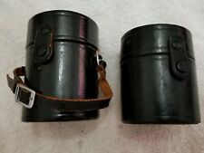 (2) Nikon CL-6/CL-9 Lens Hard Cases (Pre-Owned) Made in Japan