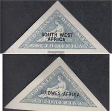 Namibië - Southwest 87-88 (compleet.Kwestie.) postfris MNH 1926 Print editie