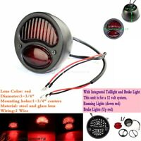 Motorcycle Tail Light LED Duolamp Model Brake Light Fit Harley-Davidson US STOCK