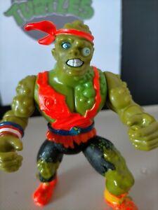 Vintage TMNT Toxic Crusaders Figure Toxie playmates 1992 RARE!