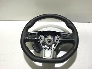SUBARU WRX/STI 14-CURRENT VA OEM STEERING WHEEL W/ SWITCHES AUTO