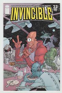 Invincible (2005) #23 - Robert Kirkman - Image