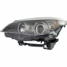 For 528i xDrive 09-10, Driver Side Headlight, Clear Lens