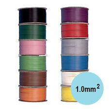 1mm2 THINWALL Automotive Cable/Wire (with/without Tracer) – priced per 5 metres