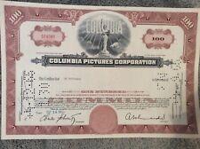 Columbia Pictures Corporation  1961