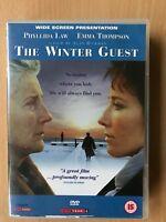 Emma Thomson THE WINTER GUEST ~ 1997 British Drama 1st Release UK DVD
