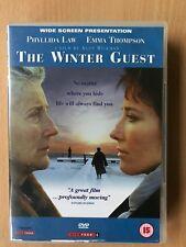 Emma Thomson The Winter Guest ~ 1997 Británico Drama 1ª Liberación Gb DVD